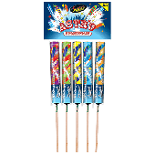 Astro Rockets by Standard