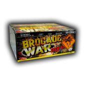 Brocade War 98 Shot Fan
