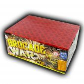 Brocade War by Klasek Fireworks