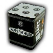 Celtic Fireworks - Happy Shepherd Barrage Cake