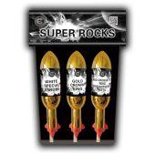 Celtic Fireworks - Rockets - Super Rocks