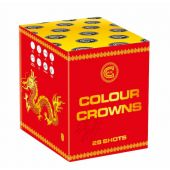 Colour Crowns By Celtic Fireworks