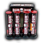 Dum Bum Single Shot Tubes (4 Pack) by Klasek
