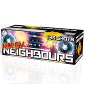 Firework Cake - Noisy Neighbours