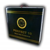 Firework Display - Gold Label Perfect 10 Semi Pro Range Pack