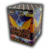 Furious Angels by Primed Pyrotechnics