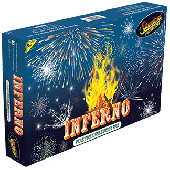 Inferno 14-piece Selection Box by Standard Fireworks