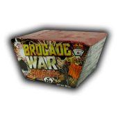 Klasek Fireworks - Brocade War Fan