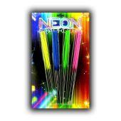 Neon Sparklers by Klasek
