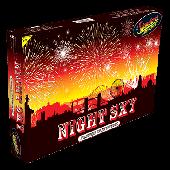 Night Sky 14-piece Selection Box by Standard Fireworks