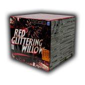 Red Glittering Willow by Klasek