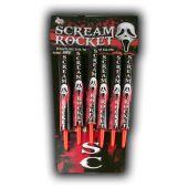 Scream Rockets by Klasek