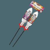 Supernova Fireworks -  Twin Rocket Pack