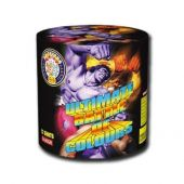 Ultimate Battle of Colours Single Ignition Fireworks Boxes