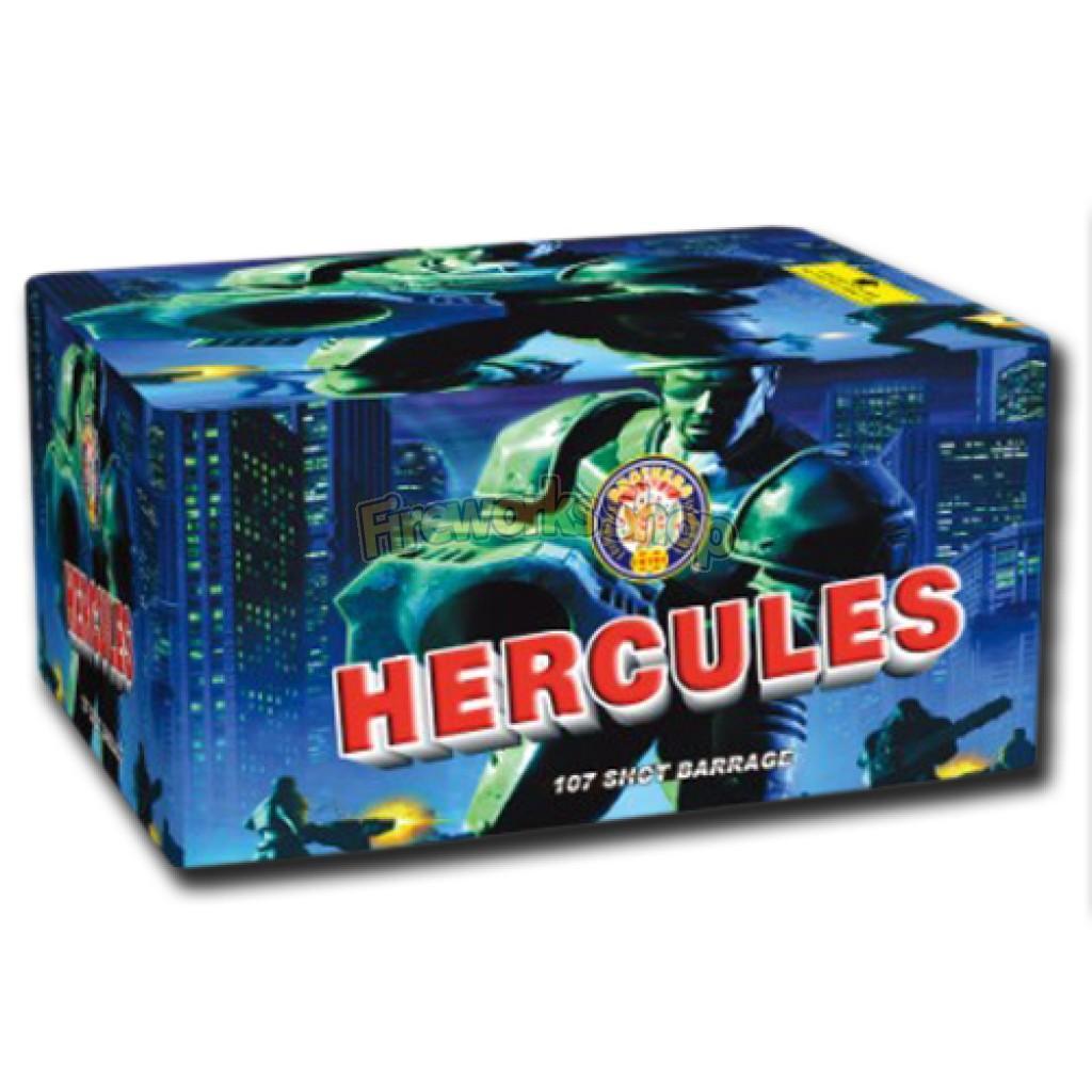 New Hercules for 2015