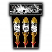 Celtic Fireworks - Rockets - Super Rocks