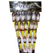 Celtic Fireworks - Vega Rocket Pack - 15 Pieces