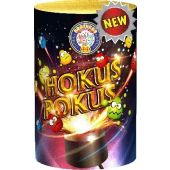 Firework Fountain - Hokus Pokus - Low Noise