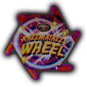 Razzmatazz Firework - Low Noise Wheel