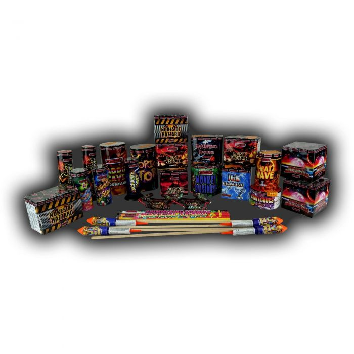 Firework Pack - Shindig selection Box