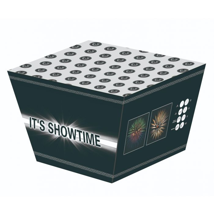 It's Showtime By Celtic Fireworks