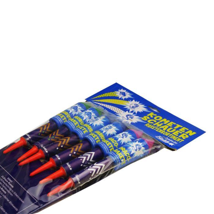 Kometen Schauer Rockets